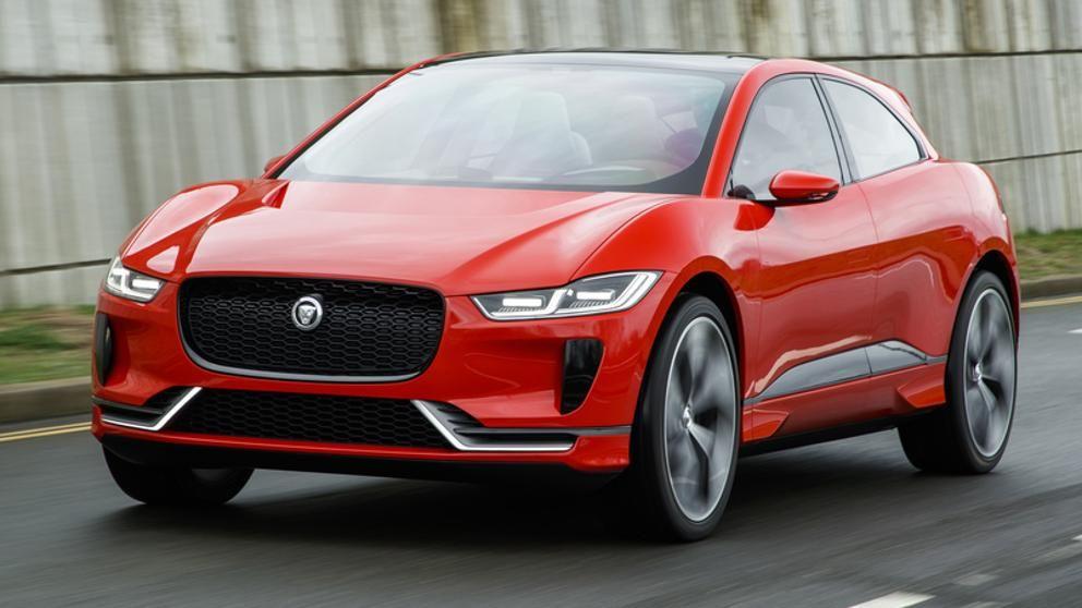 Jaguar I-Pace el mejor concept del año
