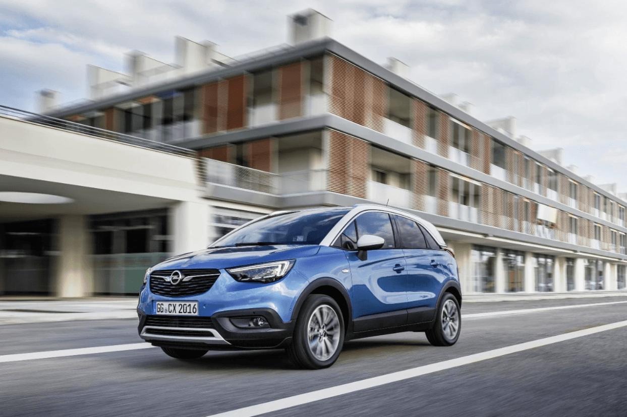 Opel supera los 50.000 pedidos del nuevo Crossland X