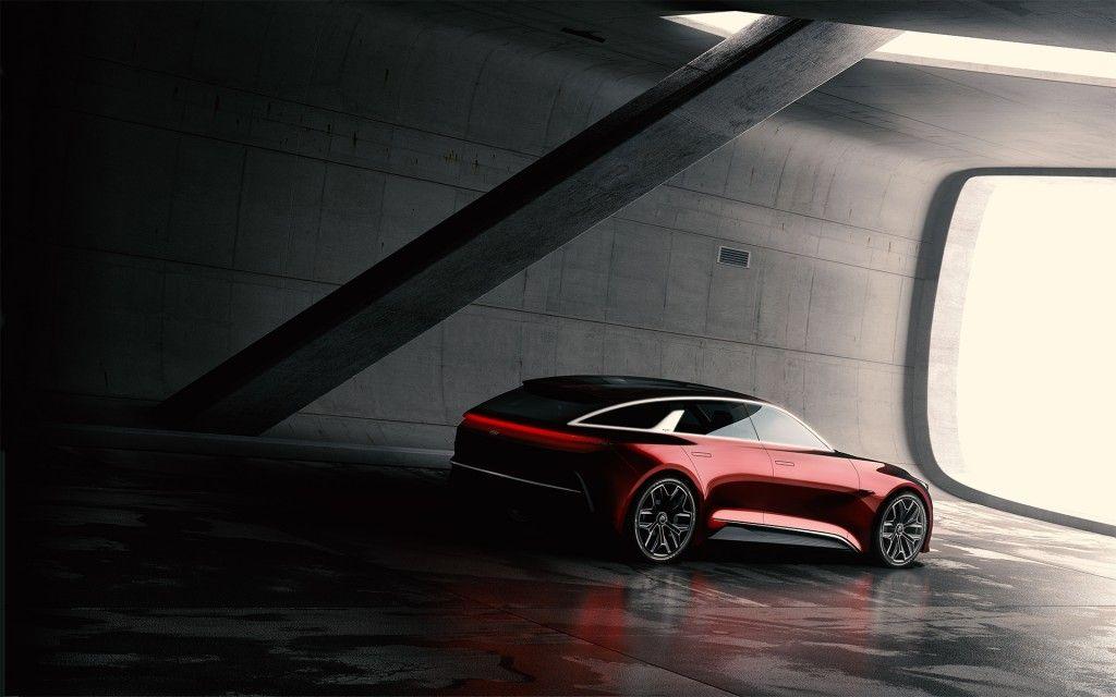"""Kia presentará un nuevo """"concept car"""" en el Salón del Automóvil de Frankfurt 2017"""