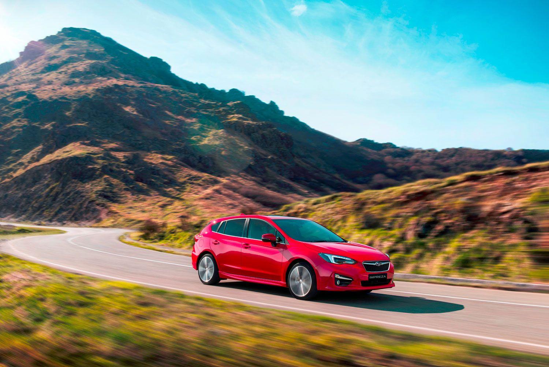 Subaru revolucionará el Salón de Frankfurt 2017