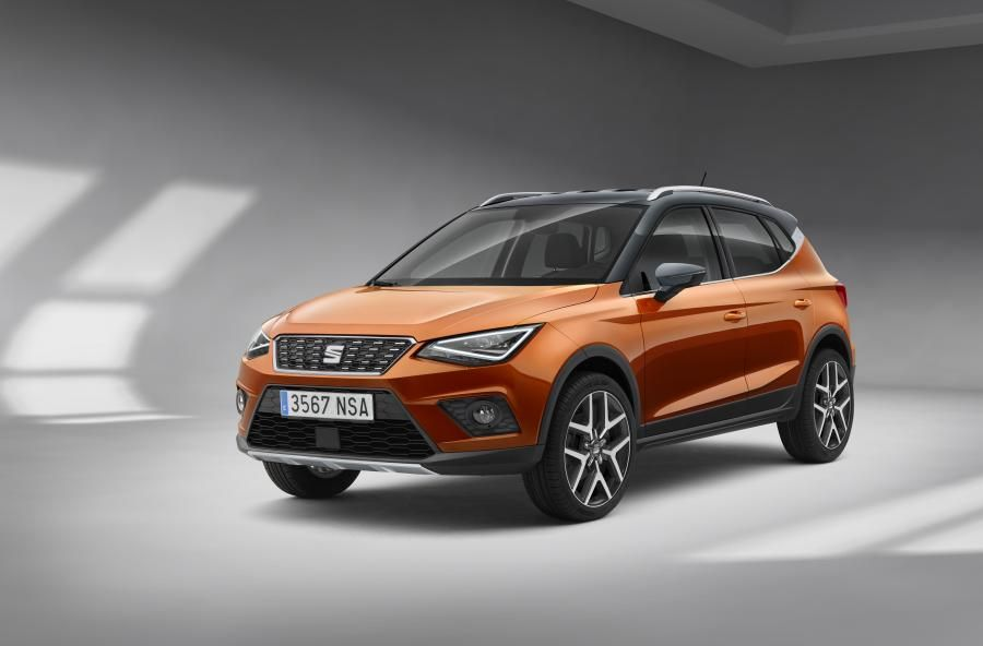 YA SE ADMITEN PEDIDOS DEL NUEVO SEAT ARONA
