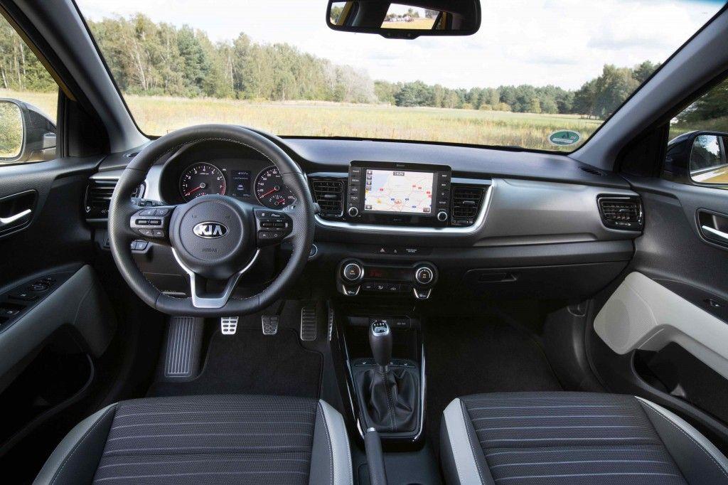 Kia Stonic: un crossover compacto atractivo y seguro de sí mismo