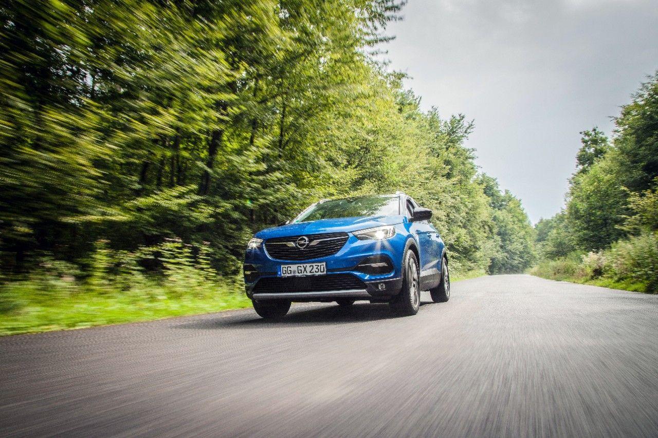 Un serio competidor: el atlético y aventurero Opel Grandland X