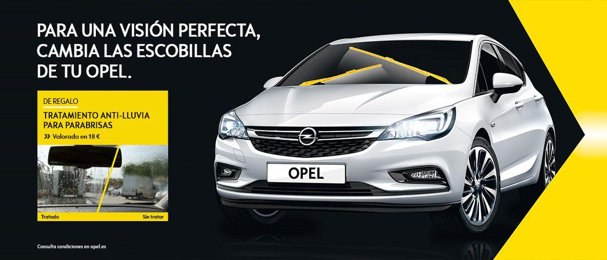 Opel Posventa promociones