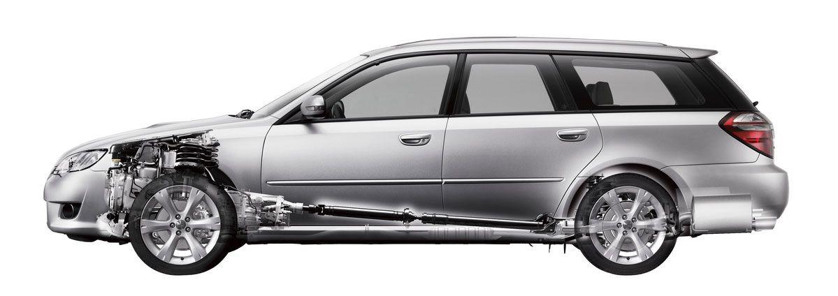 Los fanáticos de Subaru ponen a prueba nuestra tecnología