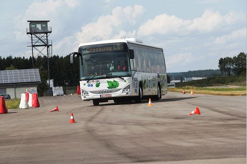 El Crossway LE gana el premio 'International Bus & Coach Competition'