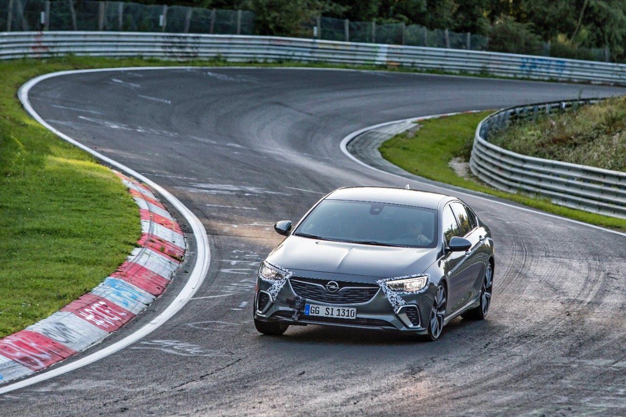 El nuevo Opel Insignia GSi conquista el Nordschleife