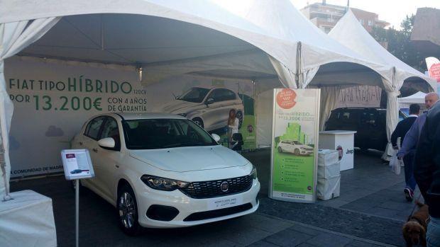 Fiat protagonista en el I Foro y Expo Autogas que se celebra en Madrid