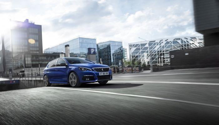 El Nuevo Peugeot 308 estrena los motores generación 2020 y la caja de cambios automática EAT8