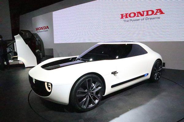 Las mejores imágenes de Honda en el 'Tokyo Motor Show 2017'