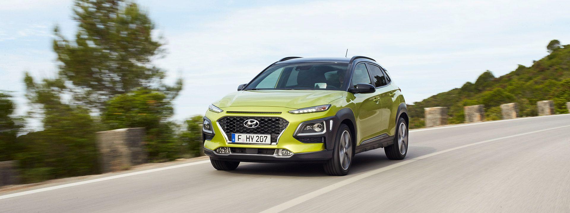 El Nuevo Hyundai KONA - Tú lo inspiras. Tú lo conduces