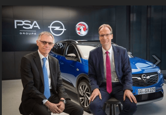 Opel/Vauxhall será rentable, eléctrica y global con el plan PACE!