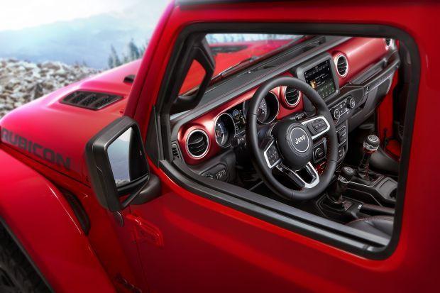 Llega la nueva generación del Jeep Wrangler 2018