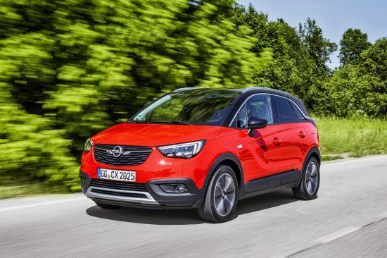 Euro NCAP califica con 5 estrellas al nuevo Opel Crossland X