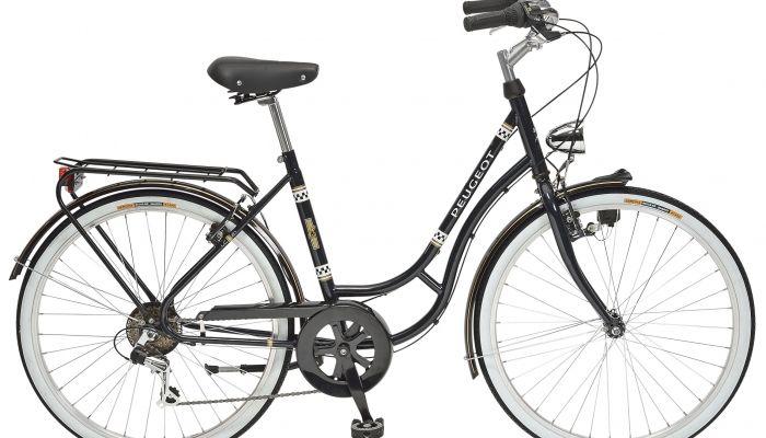 Peugeot presenta su nueva colección de bicicletas Legend inventando un nuevo concepto: la bicicleta electro-retro