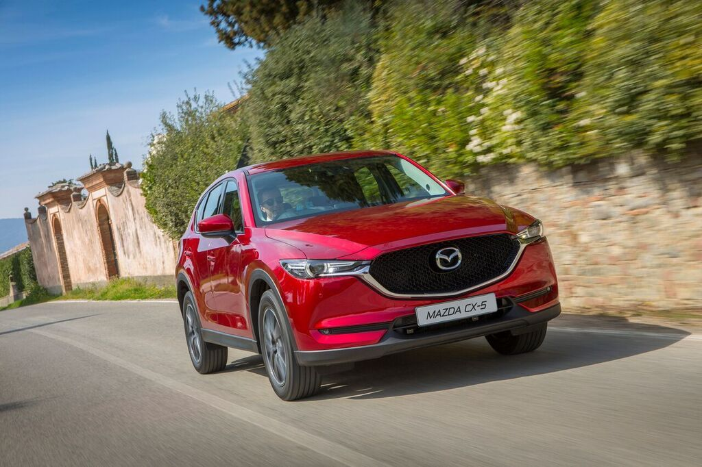 "EL MAZDA CX-5, ELEGIDO ""COCHE FAMILIAR"" EN EL WOMEN'S WORLD CAR OF THE YEAR 2017"