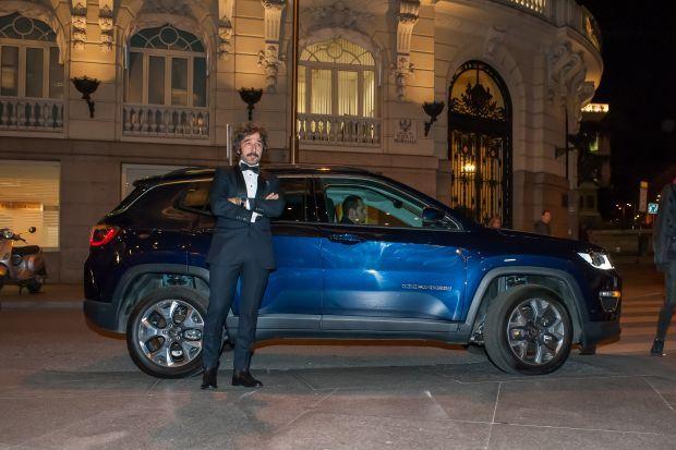 Jeep en los Premios GQ Hombres del año 2017
