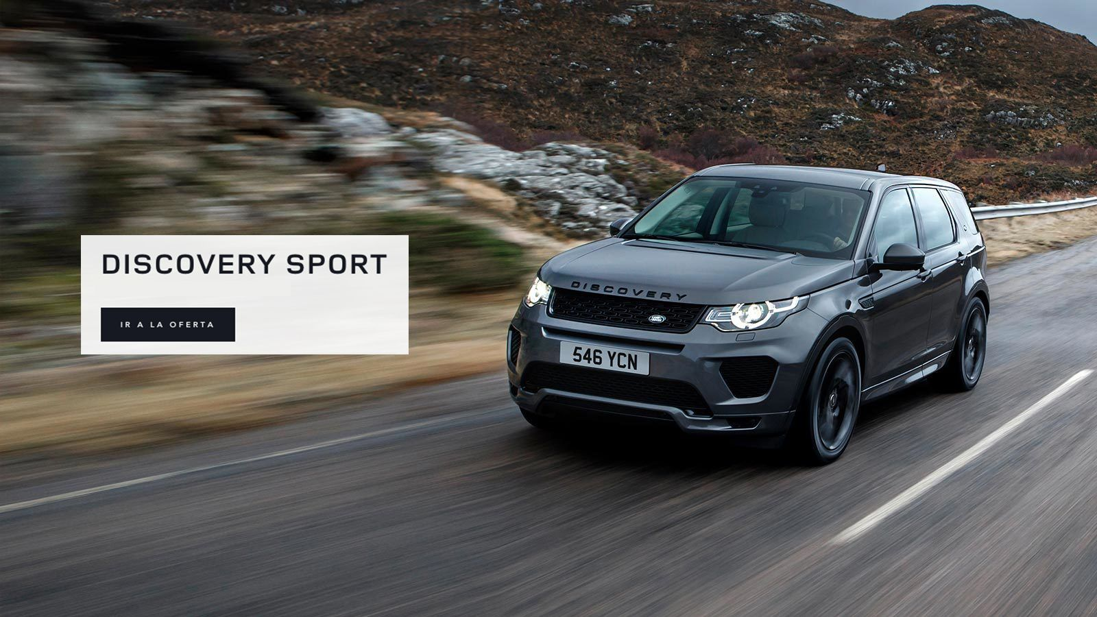 DISCOVERY SPORT.