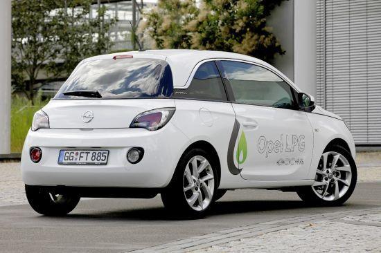 Opel se suma al Plan MOVALT con sus modelos más ecológicos Autogas (GLP)