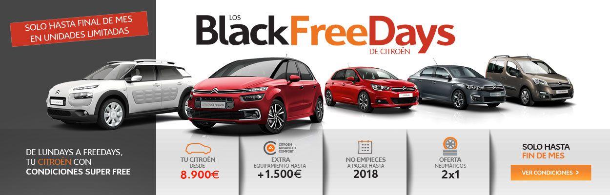 BLACK FREE DAYS.