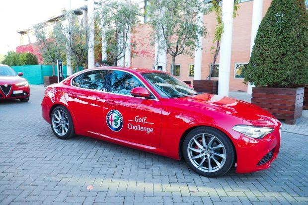 Alfa Romeo Golf Challenge, pon a punto tu 'drive'