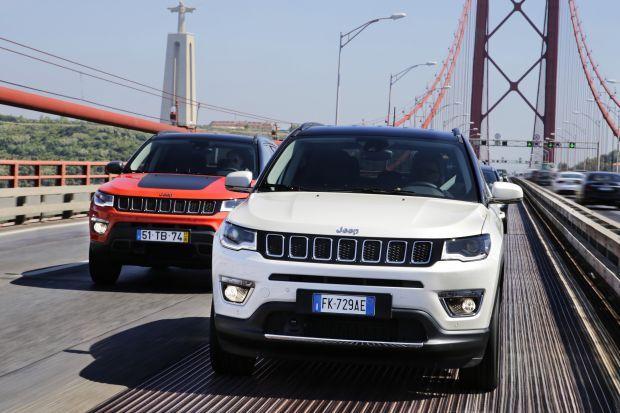 La seguridad y tecnología de Jeep Compass triunfan en los Premios PitLane #0accidentes