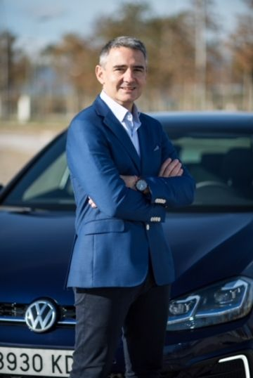 ALBERT GARCÍA, NUEVO DIRECTOR DE MARKETING DE VOLKSWAGEN