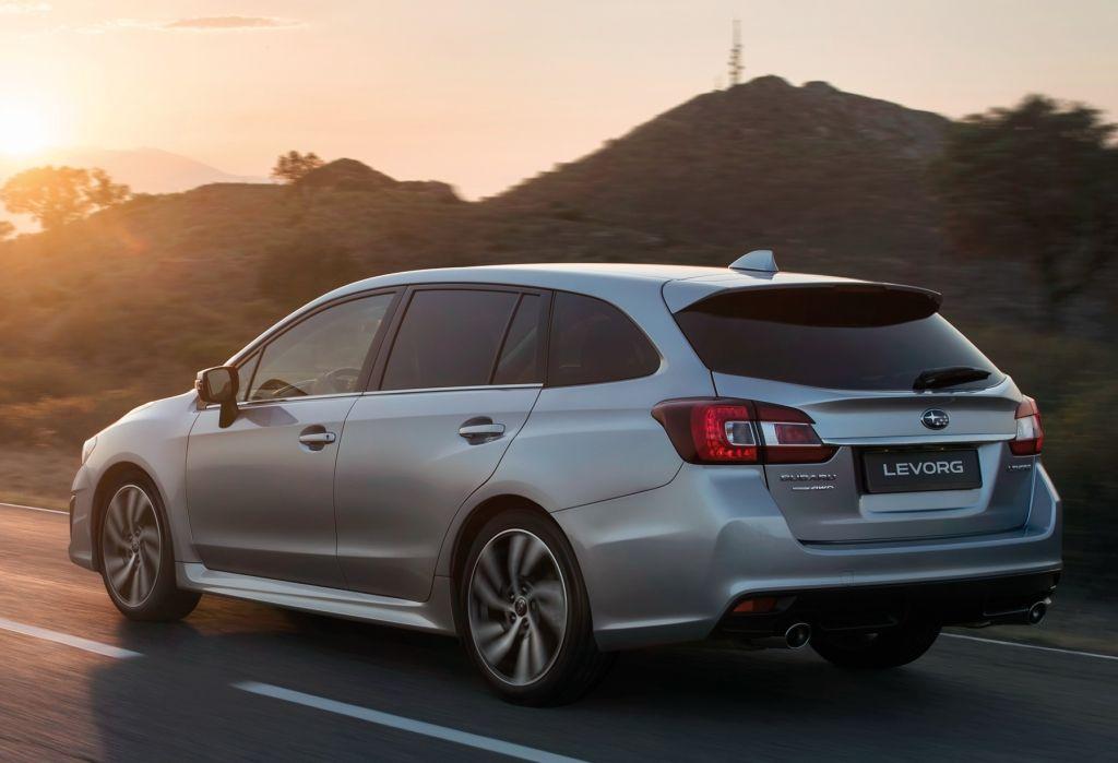 El nuevo Subaru Levorg 2018 ya está a la venta