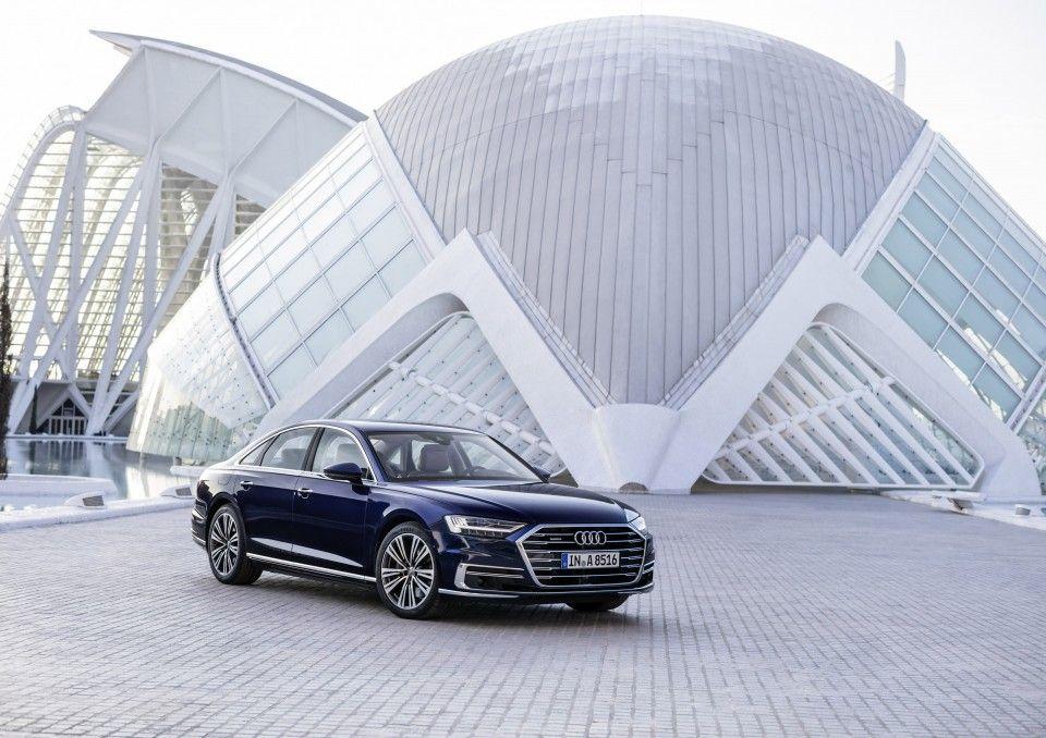 Audi en la Conferencia NIPS: la inteligencia artificial en el camino hacia la conducción autónoma