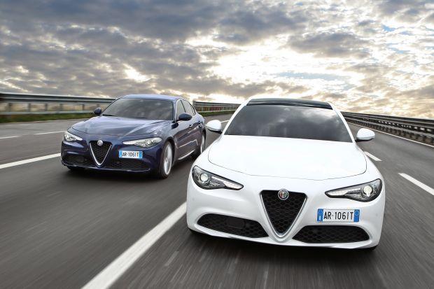 Alfa Romeo Giulia nombrado Coche del Año 2018 por Motor Trend