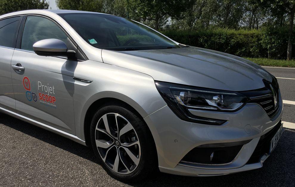 Renault pone en marcha SCOOP para desarrollar el vehículo autónomo