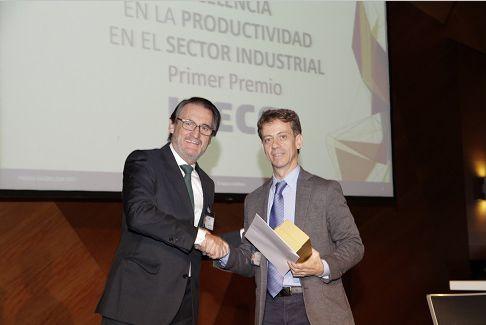 IVECO España recibe el premio de Excelencia en Productividad por el Kaizen Institute