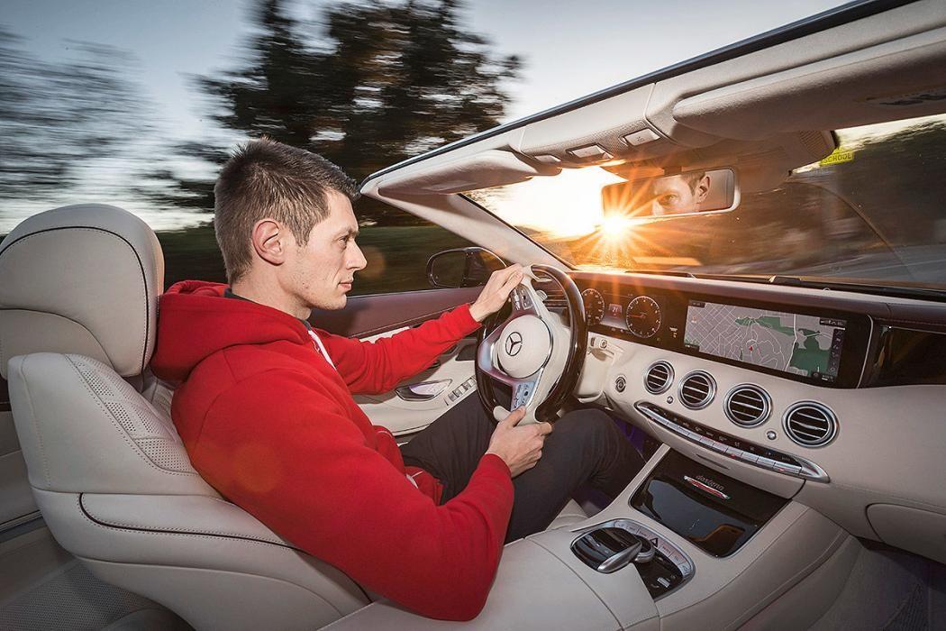 Mercedes Clase S Cabrio 2018. Lujo máximo a cielo abierto