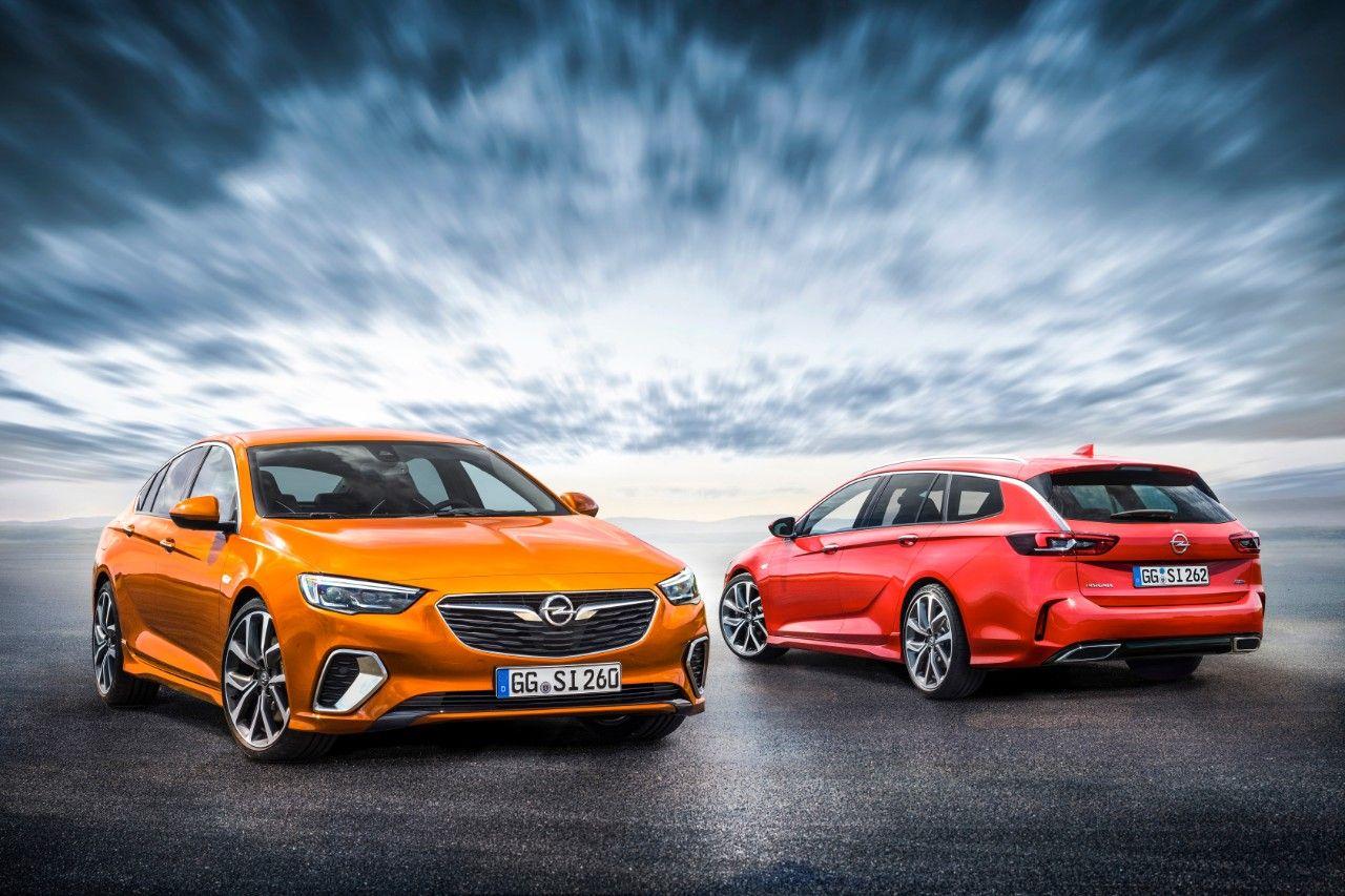 ¡Preparados, listos, ya! Opel abre la cartera de pedidos del Insignia GSi