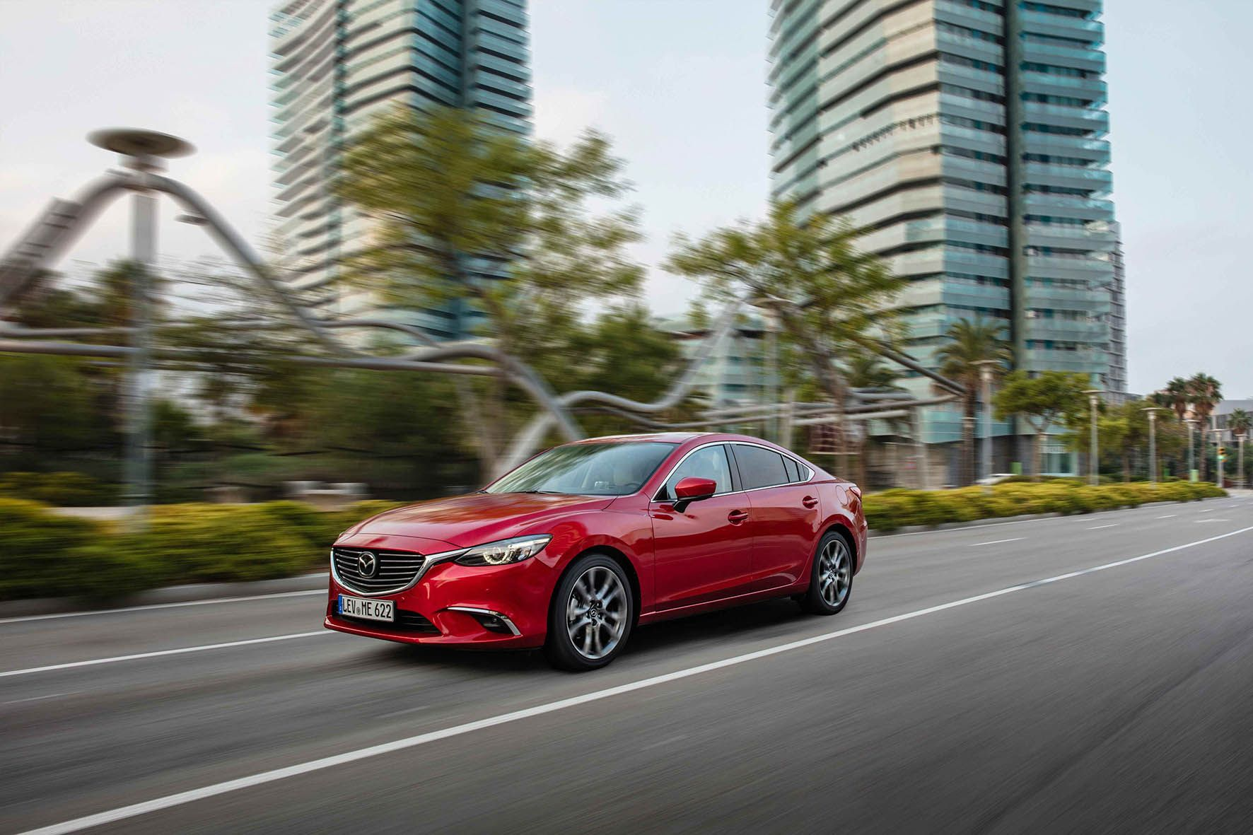 "MAZDA RECIBE EL PREMIO ""BEST CAR BRAND"""
