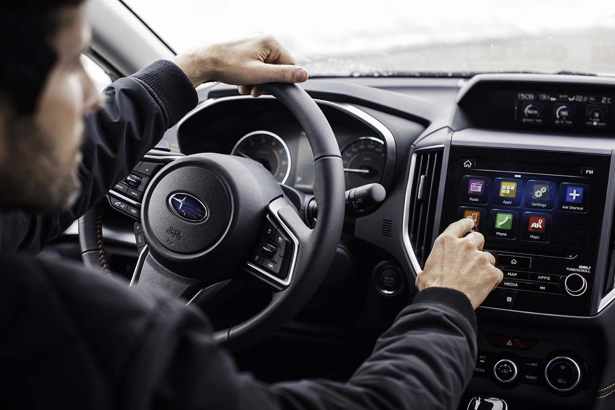 Nuevo Subaru XV: más sólido, ágil y seguro