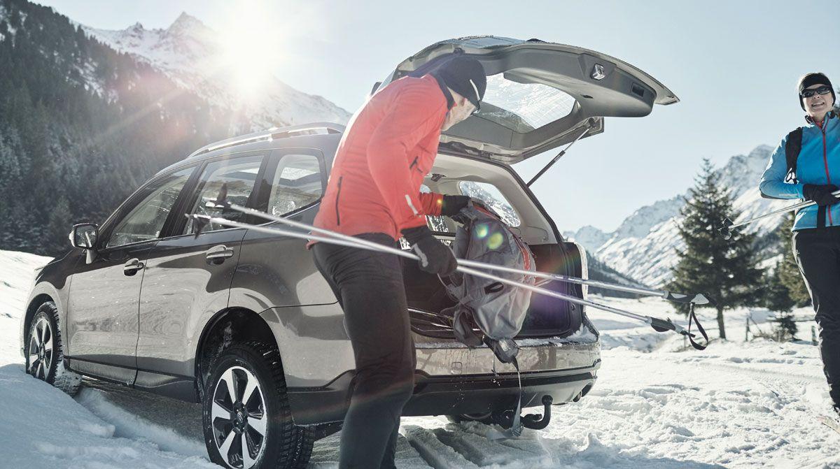 Subaru Esquí, la App imprescindible para los #fanáticos de la nieve