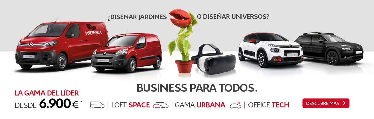 GAMA CITROËN BUSINESS
