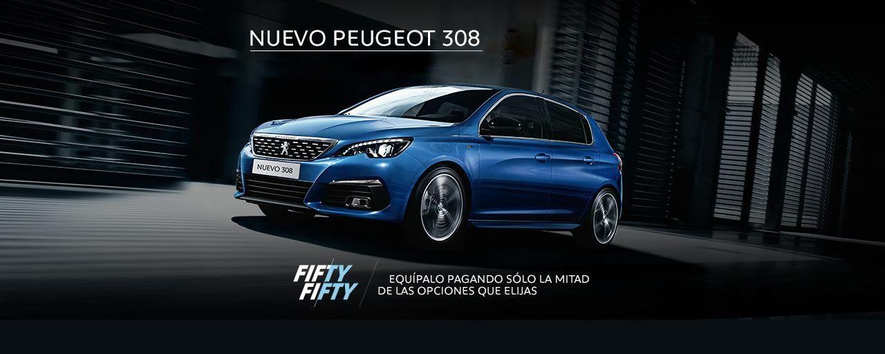 NUEVO PEUGEOT 308.