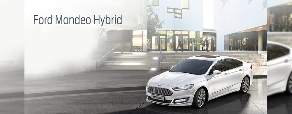 FORD MONDEO HYBRID LIMITED EDITION