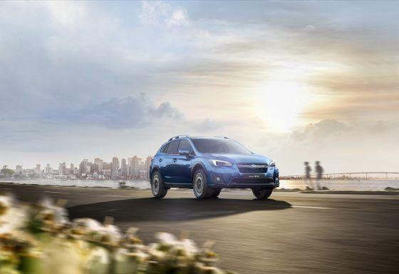 El nuevo Subaru XV, el coche más seguro de su categoría según EuroNCAP 2017