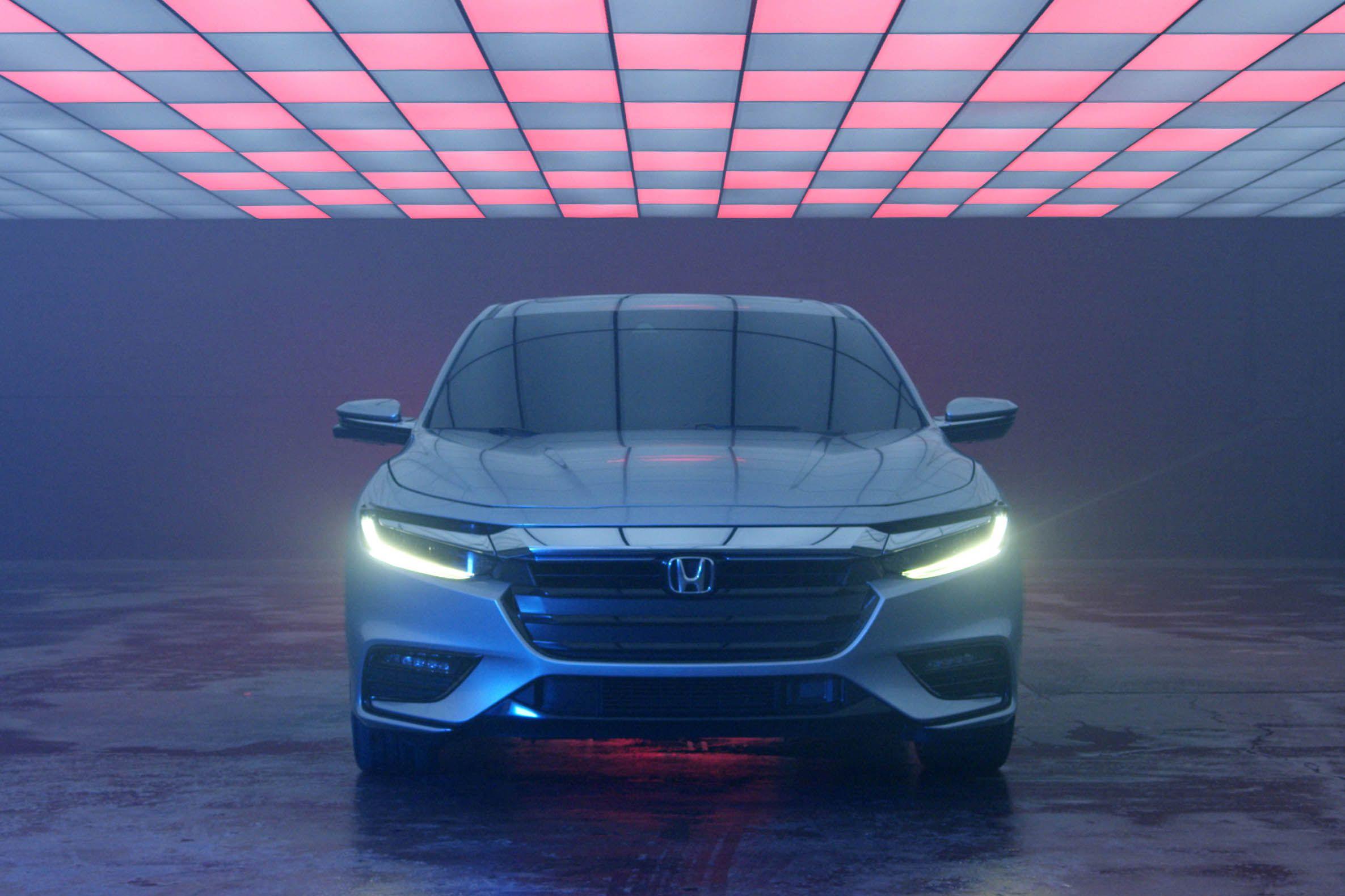 Honda estrena los nuevos prototipos del Insight y del Acura RDX en el Salón de Detroit