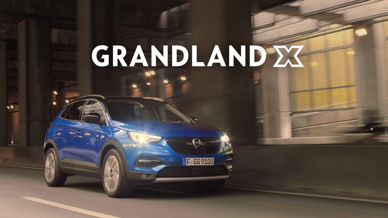"""""""La vida es grandiosa"""": campaña del nuevo Opel Grandland X"""