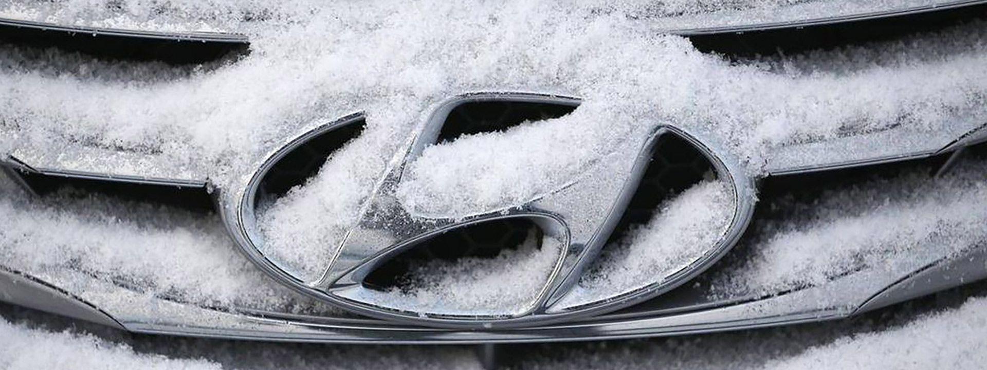 Neumáticos de invierno, cadenas y los SUV de Hyundai