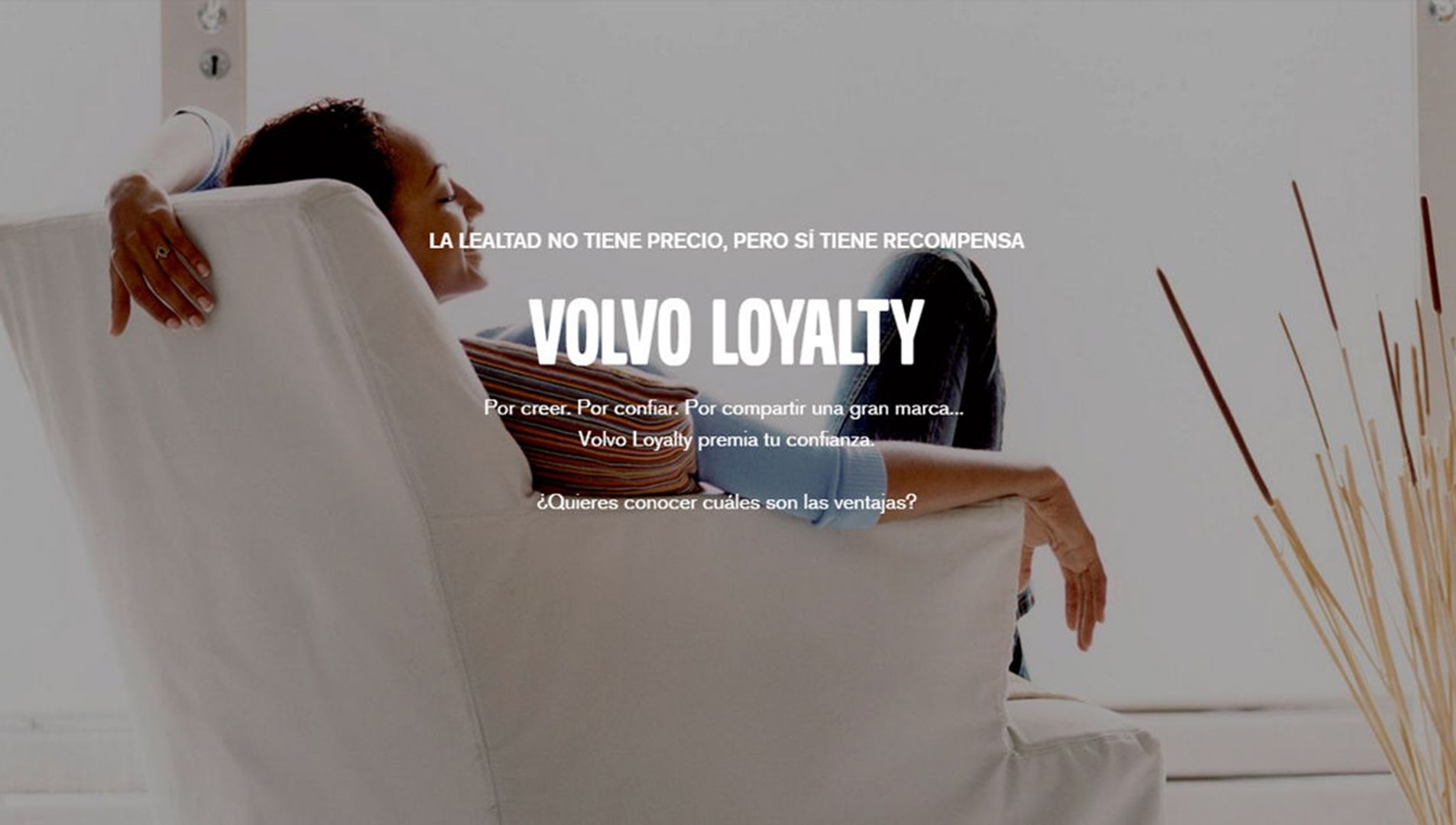 Volvo Loyalty