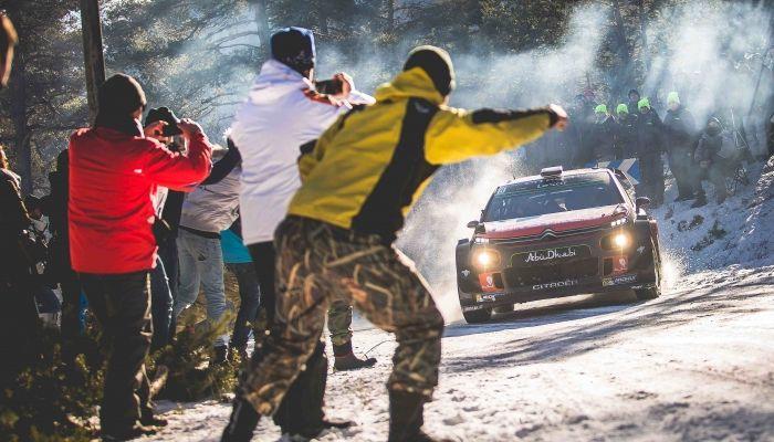 EL REGRESO DEL CITROËN C3 WRC