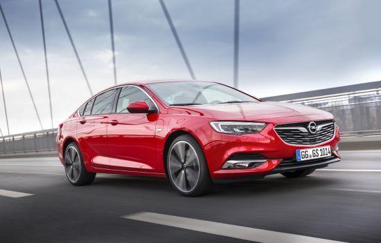 Recibidos 100.000 pedidos del nuevo Opel Insignia