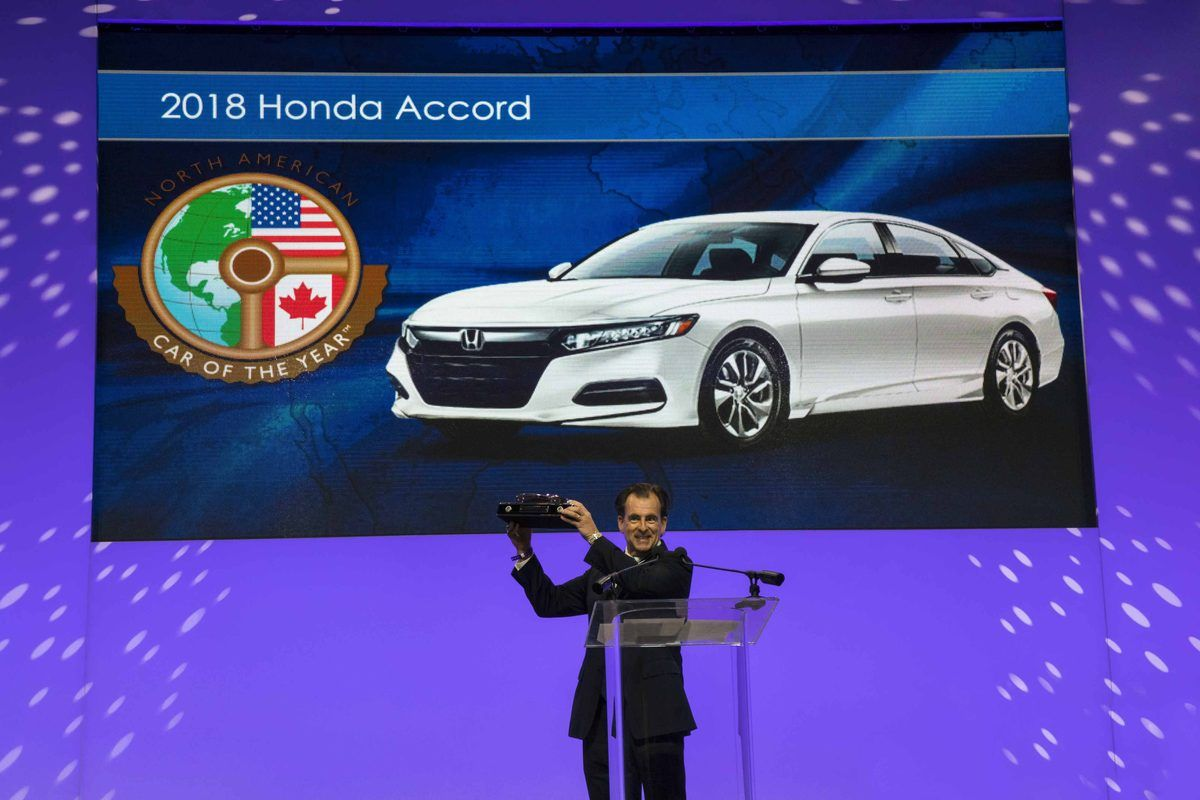 El Honda Accord también triunfa: ¡Coche del Año 2018 en Norte América!