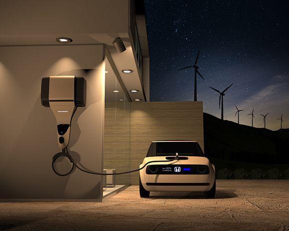 Hacia la movilidad sostenible: Honda estrena un nuevo sistema de carga eléctrica bidireccional