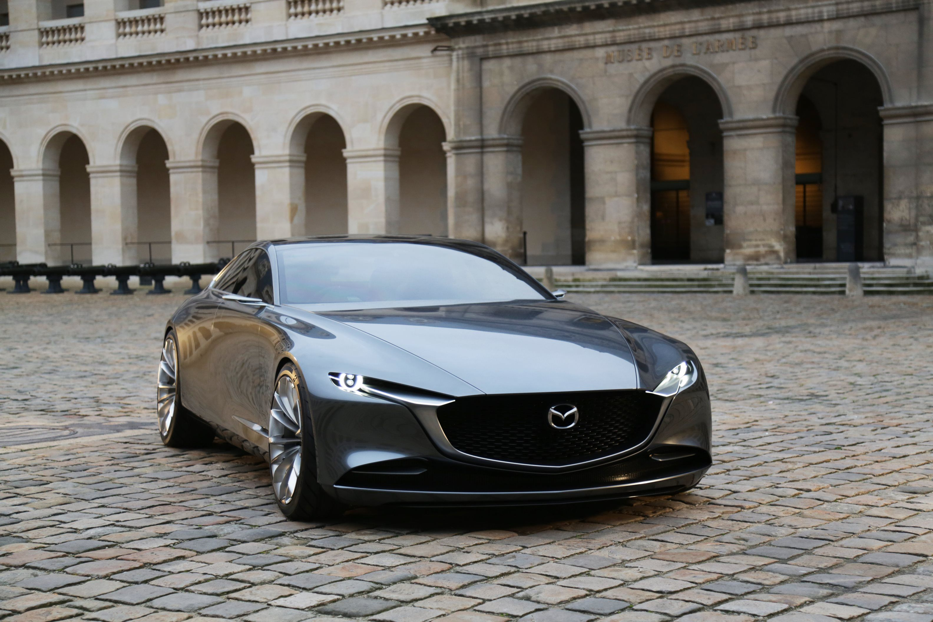 "EL MAZDA VISION COUPE GANA EL PREMIO ""MOST BEAUTIFUL CONCEPT CAR OF THE YEAR"""